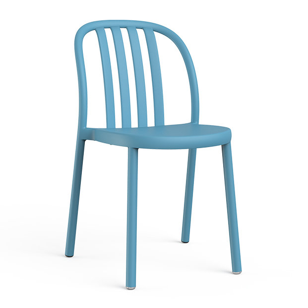 Sue Azul Sin brazos